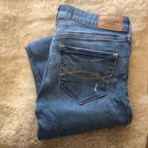 Abercrombie & Fitch Jeans. Size 00. W 24.